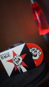 album Prophets of rage świetnie się komponuje z moją lampą lawową