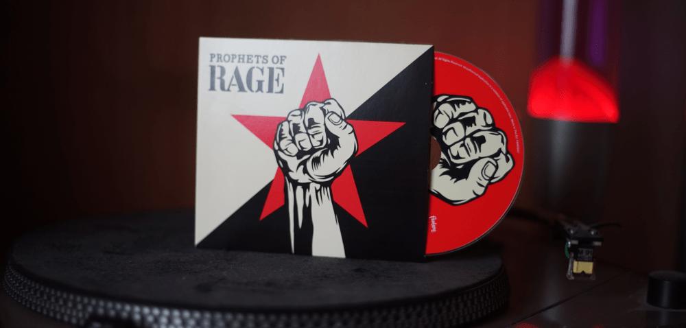 Prophets of Rage recenzja Ton Składowy