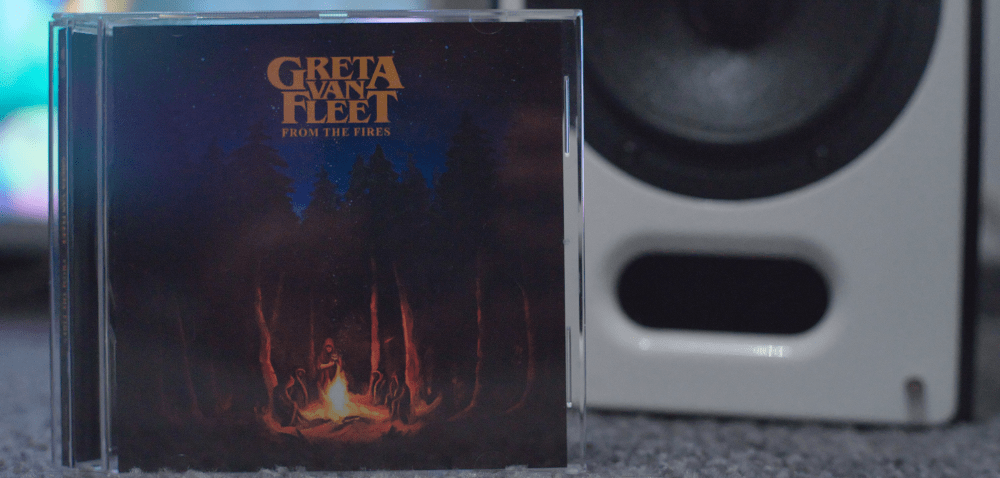 Greta van Fleet – From the Fires. Rockowe Mili Vanili?