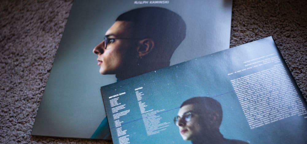 Recenzja albumu Morze Ralpha Kaminskiego