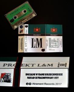 Projekt L&M Kaseta (2017)