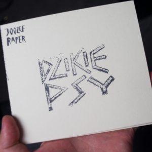 Dzikie psy okładka albumu