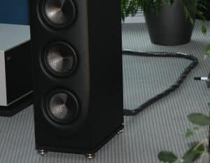 Audiofilski kabel głośnikowy