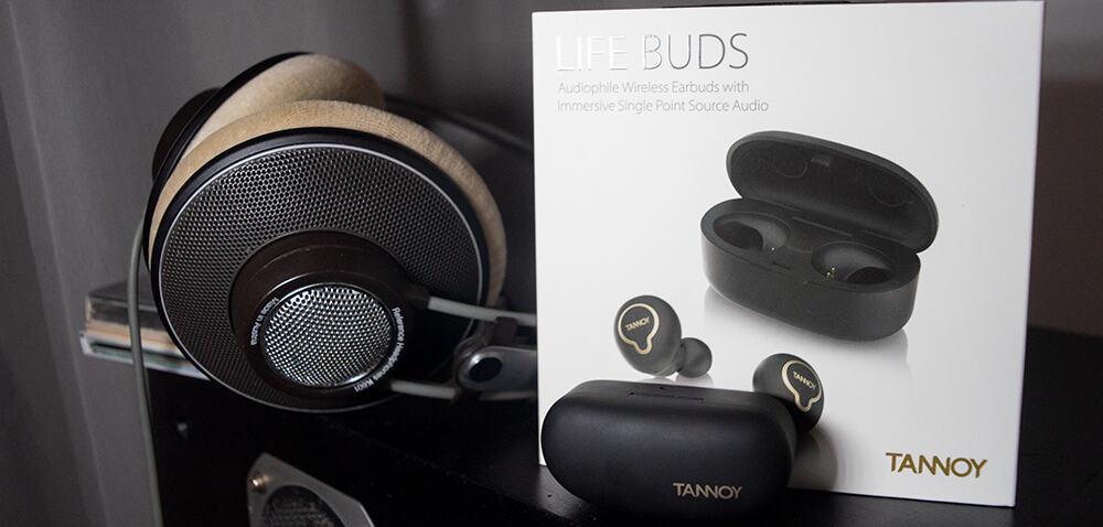 Słuchawki Tannoy Life Buds