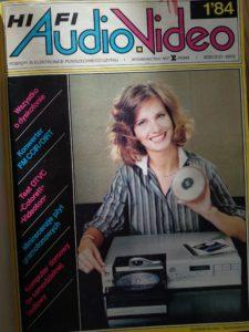 Audio video nr 1/84