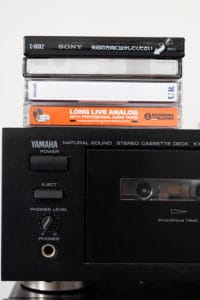 Czyste nośniki - kasety